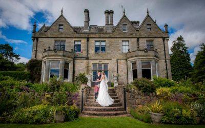 WEDDING PHOTOGRAPHY AT Craigsanquhar House – Nick & Alison