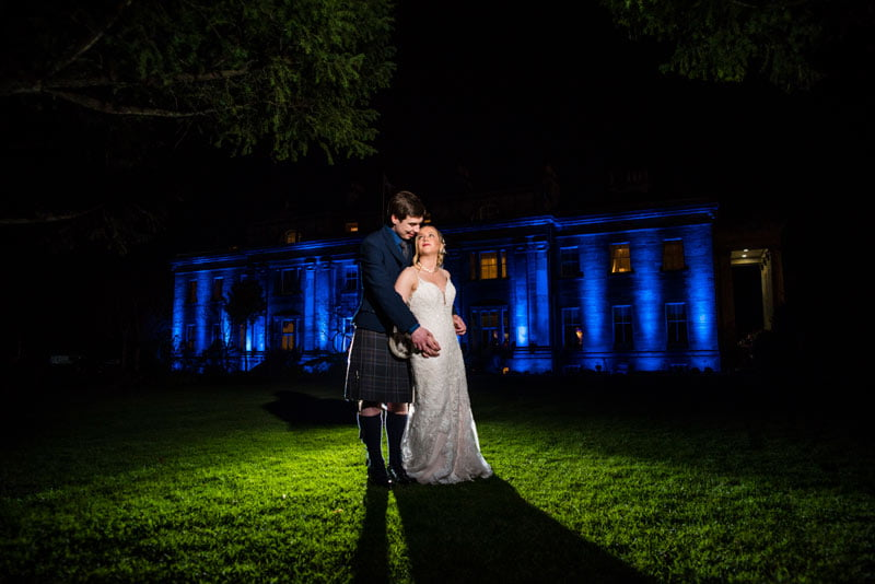 Balbirnie House Wedding Photography – Marie & Scott
